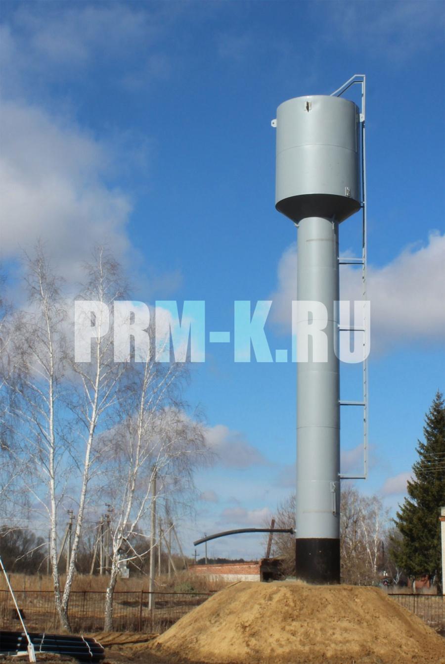 Производство водонапорные башни